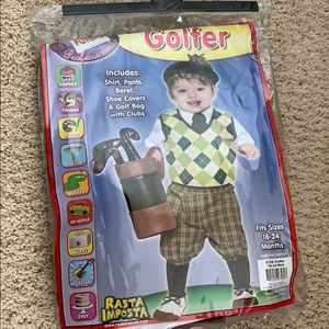 Other - Golfer customer for toddler